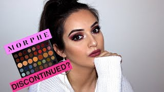 WHY DID MORPHE DISCONTINUE THIS PALETTE?!