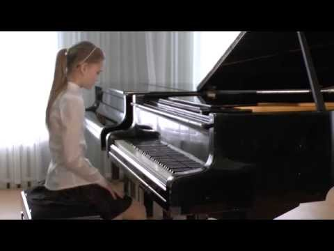 Бах Иоганн Себастьян - BWV 798 - Три части инвенции №12 (ля мажор)