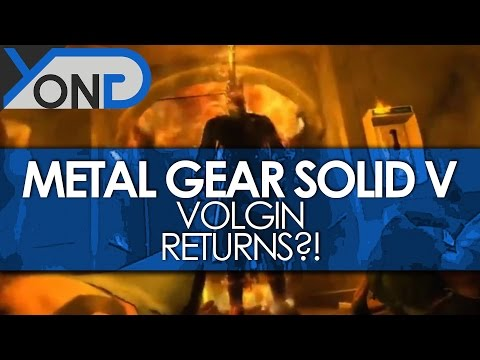 Metal Gear Solid V - Volgin Returns?! New Evidence Suggests Yes