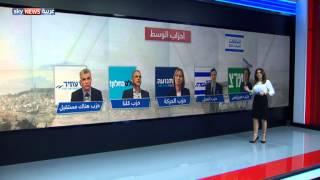 أبرز الأحزاب المشاركة بانتخابات الكنيست