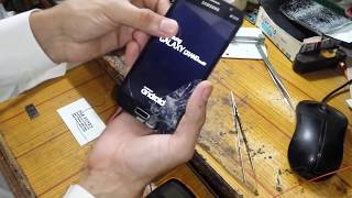 How to repair full short samsung mobile phone