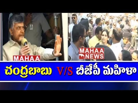 Debate on BJP Leaders Stopped AP CM Chandrababu Convoy | Mahaa News | #SunriseShow | Part1