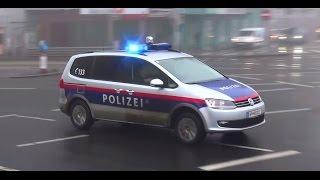 Sektorenwagen WEGA/Polizei Wien