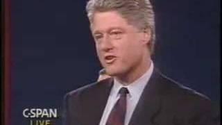 Clinton's Debate Moment