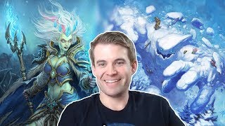 (Hearthstone) A Song of Snow and Frost