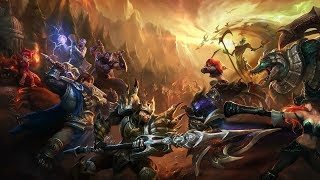 League of Legends - Iron 1 Promos starring Lux/Lucian