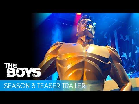 THE BOYS Season 3 (2021) Teaser Trailer Concept