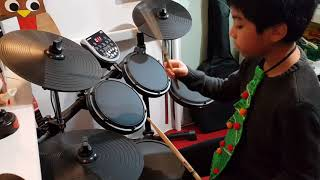 Last Christmas (Ariana Grande) Drum Cover By Mark Justine Pacion