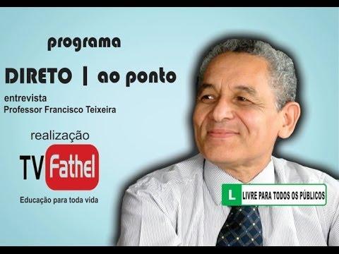 TV FATHEL - Professor Francisco Teixeira
