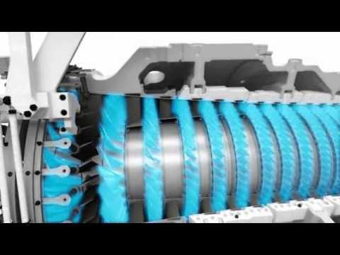 New Siemens Gasturbine