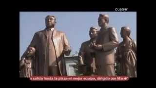 Corea del Norte- Amarás al líder sobre todas las cosas-