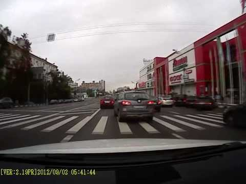 Правила вежливого поведения на дороге