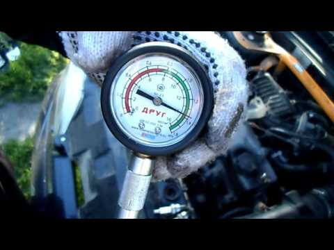 Видео как проверить масло в двигателе ВАЗ 2112