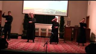 Watch Indiana Bible College Worship Him video