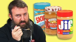 Irish People Taste Test American Peanut Butter