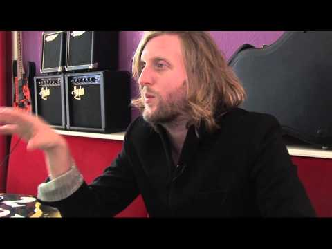 Andy Burrows happy to be free from 'exhausting' Razorlight