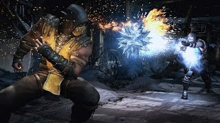 Mortal Kombat X ios gameplay Faction War