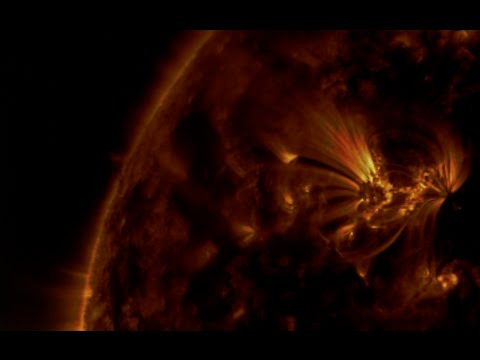 Isolated Solar Storm Effects, New SSN? | S0 News Mar.21.2016