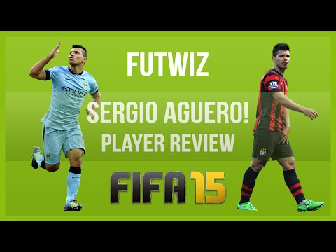 FIFA 15 | Sergio Agüero (86) Player Review