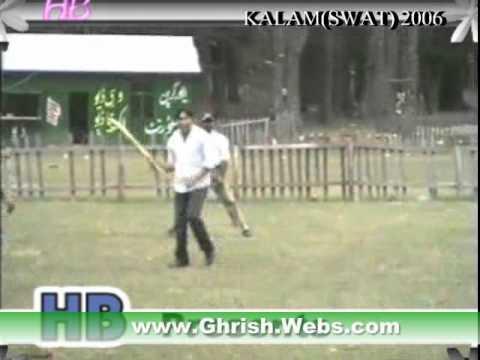 Hay Jazba Junoon To himat na haar CRIKET IN KALAM SWAT