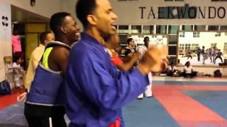 Feliz Cumpleaños Al Estilo Taekwondo