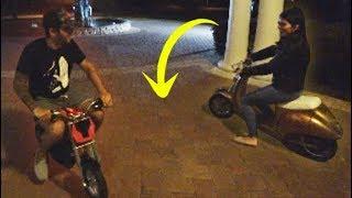 FOMOS NA MANSÃO DOS YOUTUBERS E PEGAMOS AS MOTOS! (BREAKMEN)