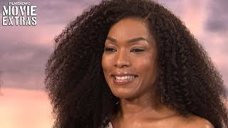 MISSION: IMPOSSIBLE FALLOUT | Angela Bassett talks about her experience making the movie