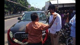 Varuthapadatha Valibar Sangam - Siva Karthikeyan owns a brand new Audi Q7 | Varutha Padatha Valibar Sangam | Hot Tamil News