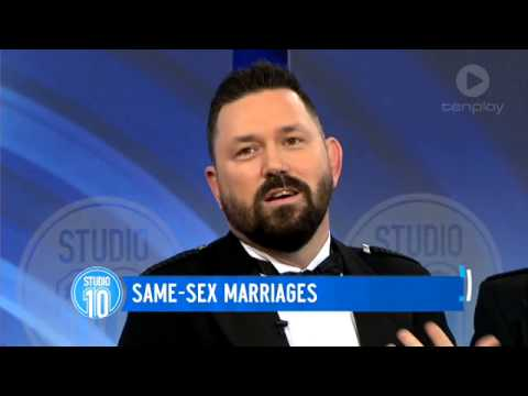 Marriage Equality: Same-sex couple marries at UK Consulate in Australia