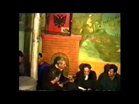 Këndojn dy vllezer, Rapsodet Isa llapqeva & Augustin Ukaj.