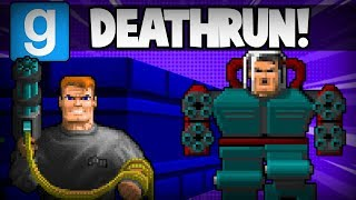 Gmod Deathun Funny Moments - Wolfenstein 3D Edition! (Garry's Mod Sandbox)