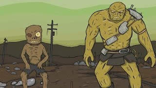 Fallout 4 Science - Can Super Mutants And Ghouls Actually Exist?