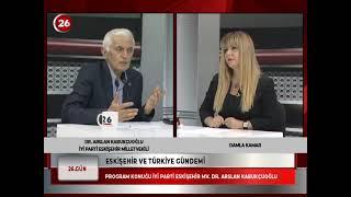 26.Gün | Dr.Arslan Kabukçuoğlu İyi Parti Esk Mv