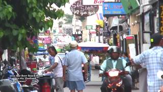 2015 Soi8 Bar Beer and Beach Road in Pattaya city - HD