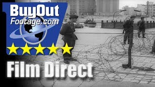 East Germany Closes Its Border To The West 1961 FILM DIRECT
