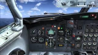 Tutorial de vuelo b 727 captain sim