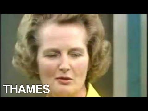 Margaret Thatcher - Thames Television - 1971 -1979