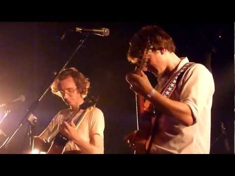 Kings Of Convenience - Parallel Lines