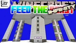 Minecraft FTB Infinity - AE2 AUTO CRAFTING! ( Hermitcraft Feed The Beast E23 )