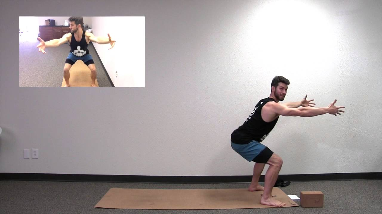 [Squat Walks Yoga Program] Video