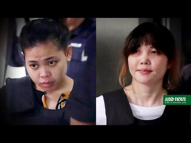 Women plead not guilty to murdering Kim Jong-Nam