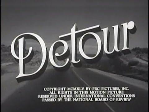 Detour (1945) [Film Noir] [Drama]