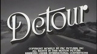 Detour (1945) [Film Noir] [Drama]  from Timeless Classic Movies