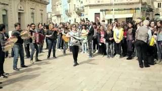 """Il Flash Mob di Banca Popolare Pugliese sulle note dei """"Nui... Nisciunu"""""""