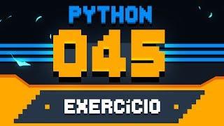Exercício Python #045 - GAME: Pedra Papel e Tesoura