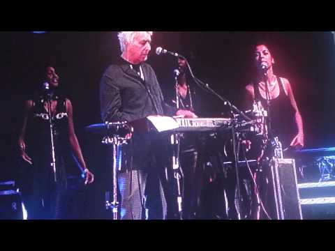 John Cale - Captain Hook (live @ BSF)