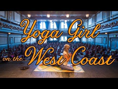 Yoga Girl on the West Coast