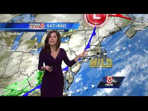 Cindy's latest Boston-area weather forecast