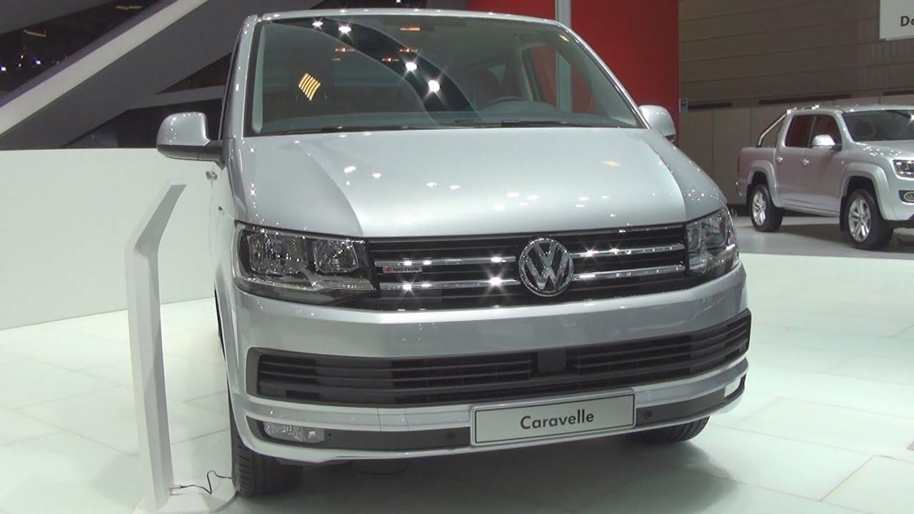 Volkswagen transporter t6 multivan caravelle 2016 autos post