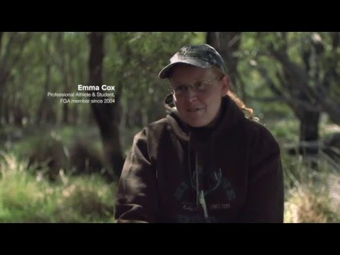 Field & Game Australia - Emma's Story